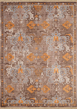 United Weavers Monaco 1950 10938 St. Martin Burnt Orange Area Rug