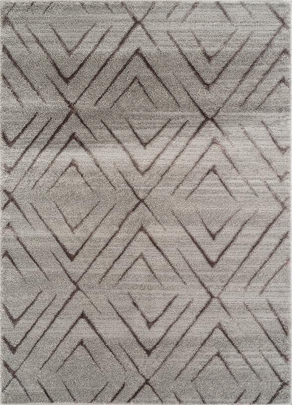 United Weavers Mystique 1955 02372 Aisling Grey Area Rug