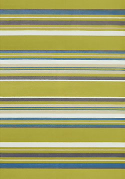 United Weavers Panama Jack Island Breeze 543 60144 Windward Lime Area Rug