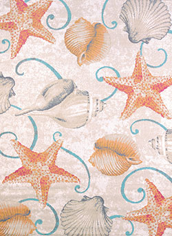 United Weavers Regional Concepts 541 50417 Stars And Shells Natural Area Rug
