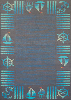 United Weavers Regional Concepts 541 51760 Regatta Blue Area Rug