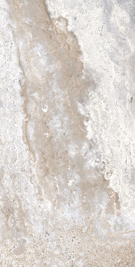 "Denver Chrome 12"" X 24"" Porcelain Tile"