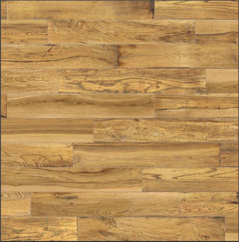 "Lustre Honey 6"" X 36"" Porcelain Tile"