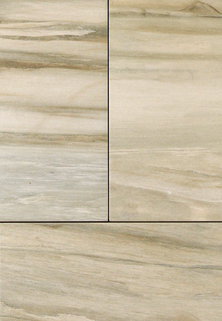 "Fossil Gris Grey 12"" X 24"" Polished Porcelain Tile"