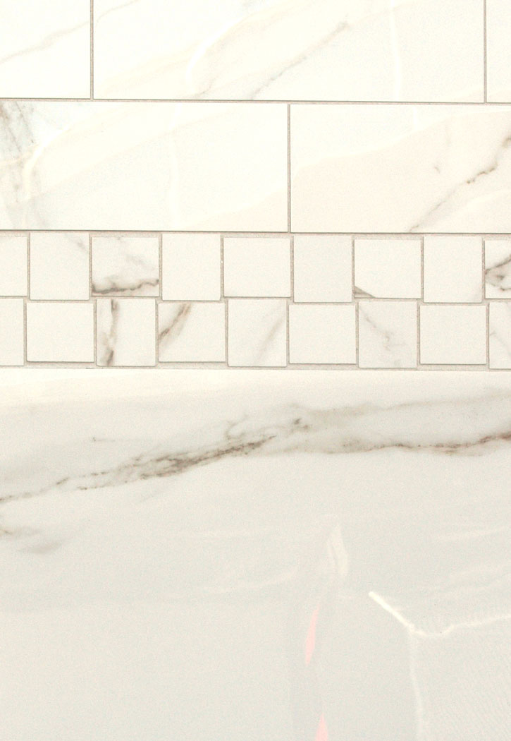 Mayfair Calacatta Oro 12 Quot X 24 Quot Polished Porcelain Tile