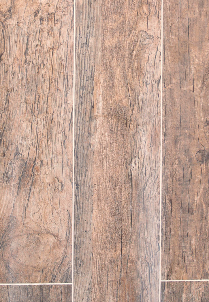 "Redwood Natural 6"" X 36"" Porcelain Tile"
