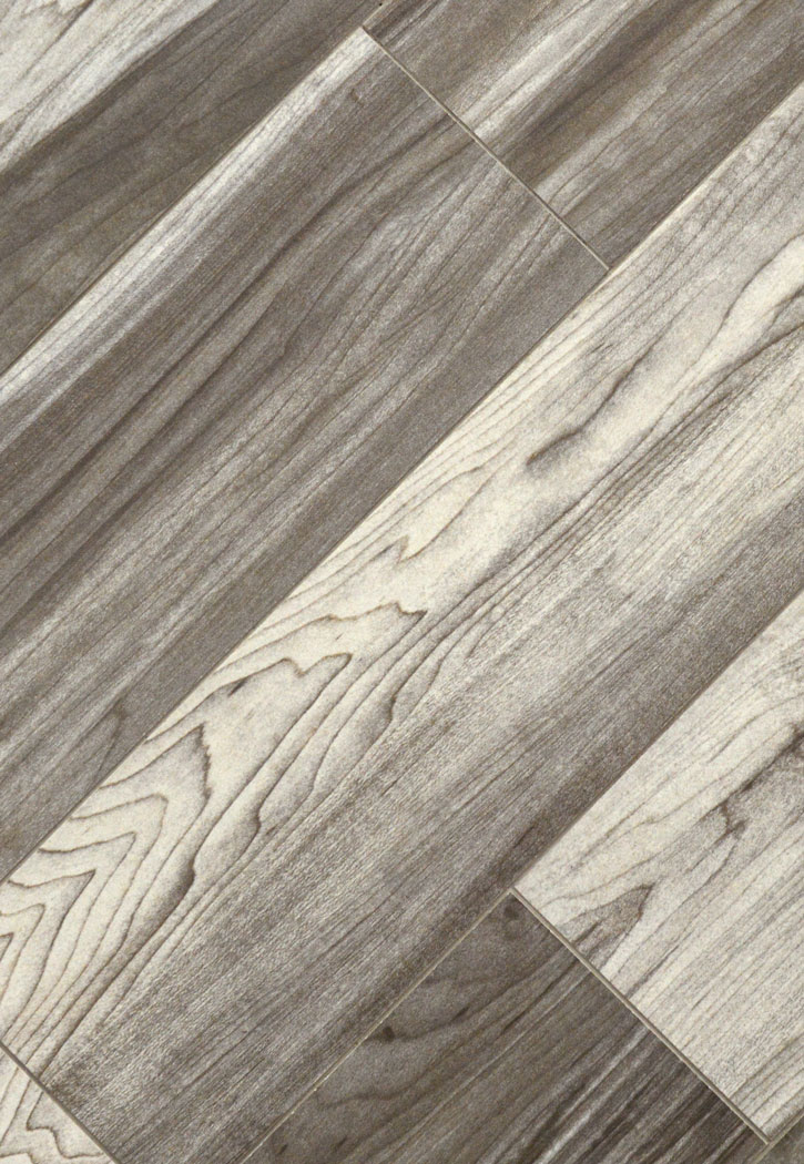 Carolina Timber Grey Ceramic Floor Tile 6 X24 Carpetmart