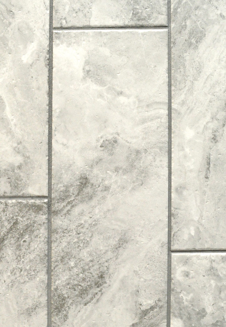 "Emperor Grey 8"" X 32"" Porcelain Tile"