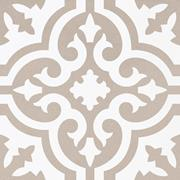 0GZ20DL Amalfi Coast Organza Antique Mosaic Tile