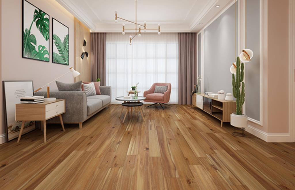 "Asian Walnut Natural 3/4"" X 5"" Acacia Hardwood Flooring ..."