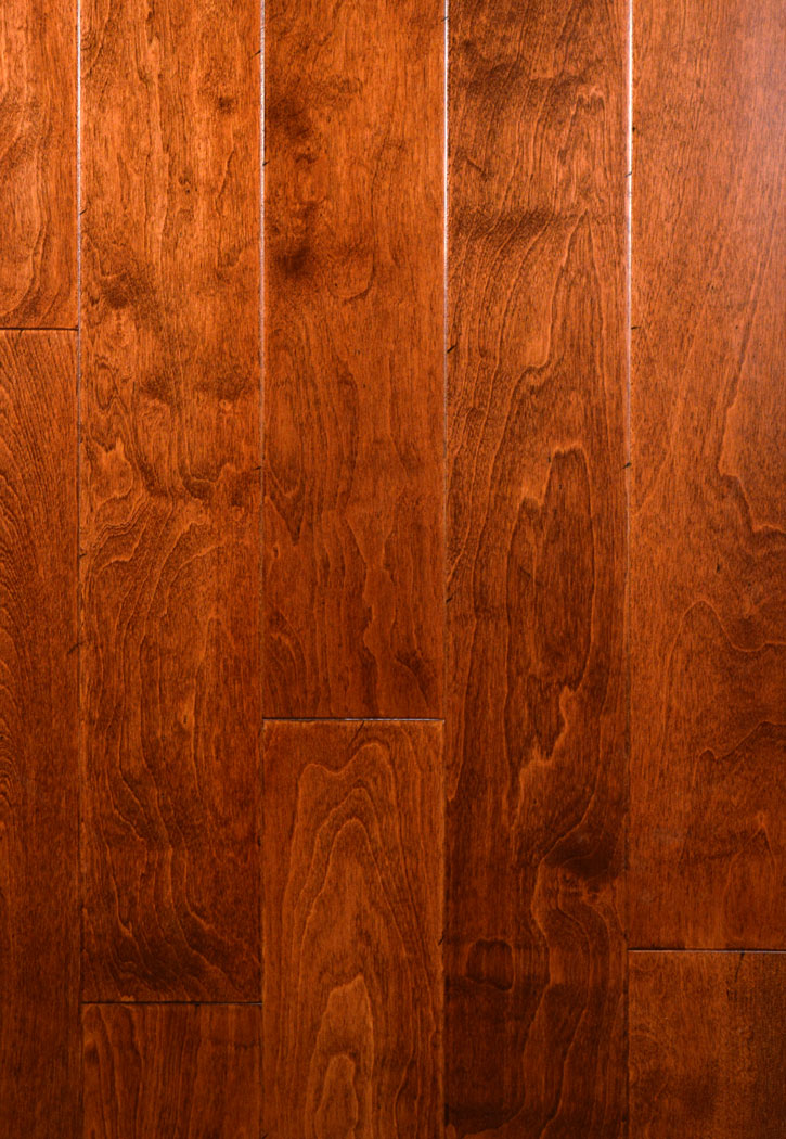 Ark French Ark D03eb02a13 Brown Sugar Birch Hardwood