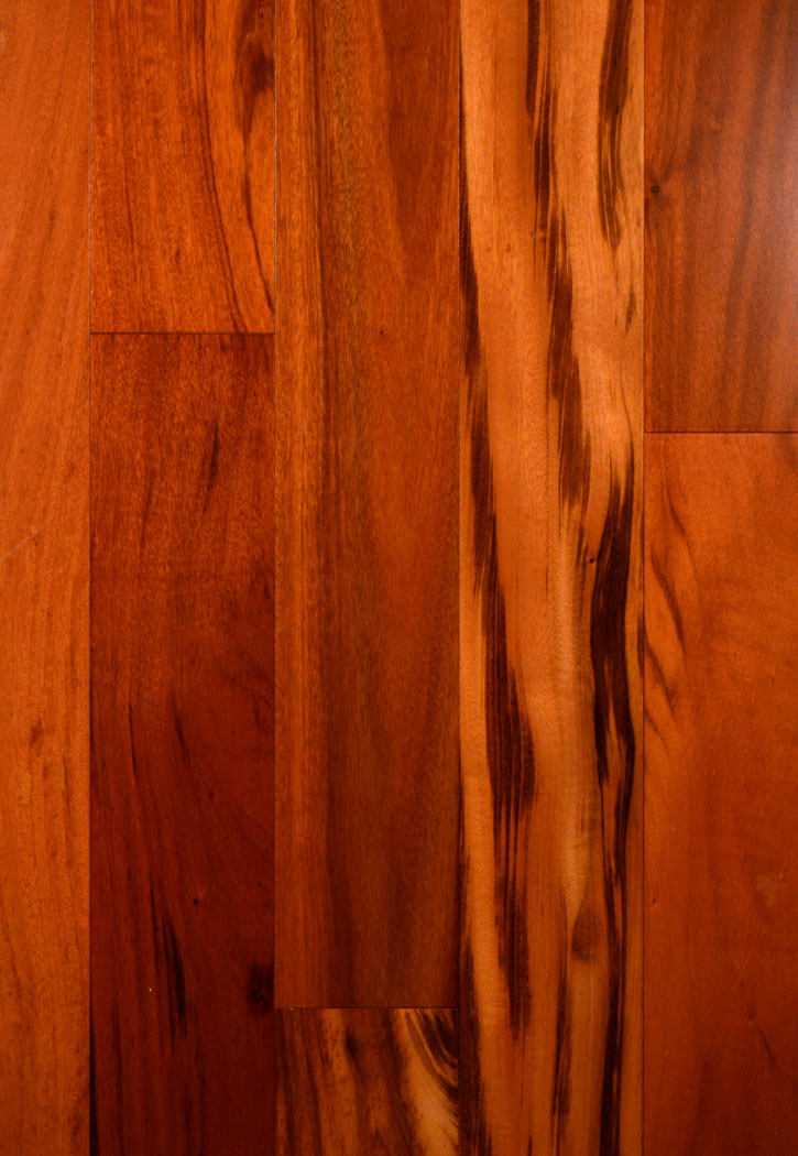 Ark Elegant Exotic Ark Eb11a01 Natural Tigerwood Hardwood