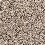 Impressive Approach Soft Taupe wide width carpet by Mohawk