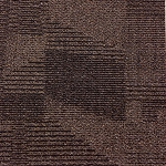 Paver Brown Carpet Tile