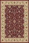 Concord Global Trading Williams 7510 Istanbul Red Area Rug