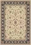 Concord Global Trading Williams 7512 Istanbul Ivory Area Rug