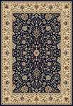 Concord Global Trading Williams 7514 Istanbul Navy Area Rug