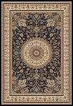 Concord Global Trading Williams 7553 Tabriz Black Area Rug