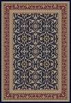 Concord Global Trading Williams 7564 Izmir Navy Area Rug