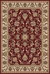 Concord Global Trading Williams 7570 Ararat Red Area Rug