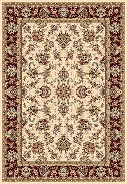Concord Global Trading Williams 7572 Ararat Ivory Area Rug