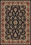 Concord Global Trading Williams 7573 Ararat Black Area Rug