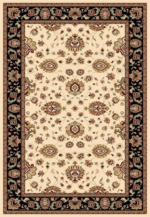Concord Global Trading Williams 7592 Sultan Ivory Area Rug