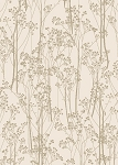 Concord Global Trading New Casa 8602 Trees Ivory Area Rug