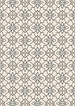 Concord Global Trading New Casa 8836 Trellis Grey Area Rug