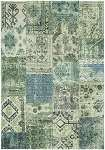 Easton 6594/6424 Camilla Antique Grey Area Rug by Couristan