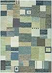 Easton 6815/6454 Maribel Cream/Grey Area Rug by Couristan