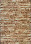 Easton 7392/8868 Maynard Antique Cream/Salmon Area Rug by Couristan