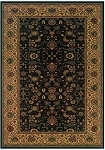 Everest 3773/4876 Tabriz Midnight Area Rug by Couristan