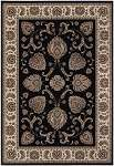 Everest 6382/5989 Leila Ebony Area Rug by Couristan