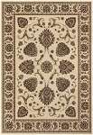 Everest 6382/5990 Leila Ivory Area Rug by Couristan
