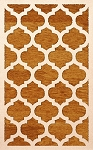 Dalyn Bella BL11 Orange Custom Area Rug
