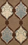 Dalyn Bella BL4 Fudge Custom Area Rug