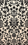 Dalyn Bella BL7 Black Custom Area Rug