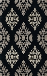 Dalyn Bella BL9 Black Custom Area Rug