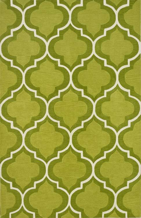 Dalyn Infinity If3 Lime Area Rug Transitional Rugs
