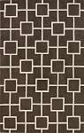 Infinity IF4  Mocha Area Rug by Dalyn