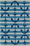 Dalyn Seaside SE9 Ocean Area Rug