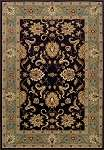 Wembley WB524 Chocolate Area Rug by Dalyn