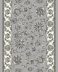 Dynamic Rugs Ancient Garden 57365-9666 Soft Grey Cream 2'2