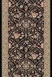 Dynamic Rugs Brilliant 7211-090 Black 2'2