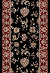 Dynamic Rugs Brilliant 7226-090 Black 2'2