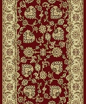 Dynamic Rugs Legacy 58020-330 Red 2'2