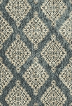Dynamic Rugs Melody 985015-119 Blue 2'2