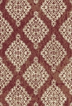 Dynamic Rugs Melody 985015-619 Terracotta 2'2