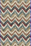 Dynamic Rugs Melody 985018-996 Multi 2'2